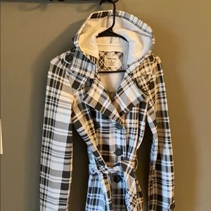 Maurices hooded jacket